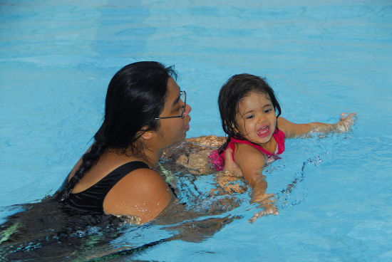 Alya the current water baby