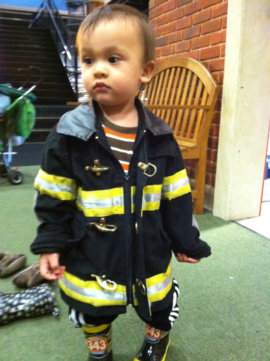 Firefighter Adik
