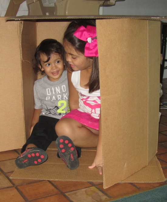Fun in a box with Adik