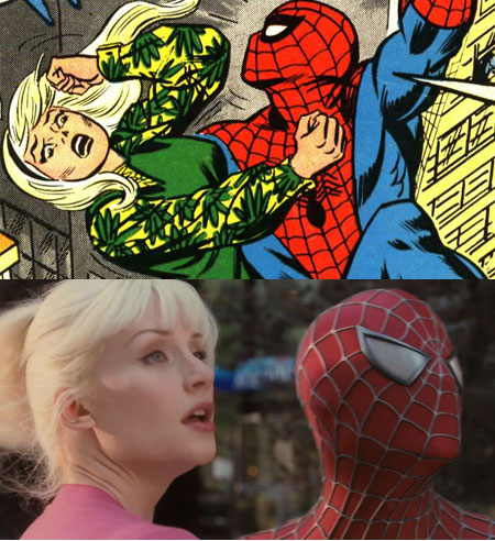 Gwen Stacy- Richie Cunningham's daughter