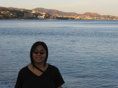 Me and the Straits of Gibraltar