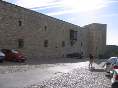 The Parador de Jaen