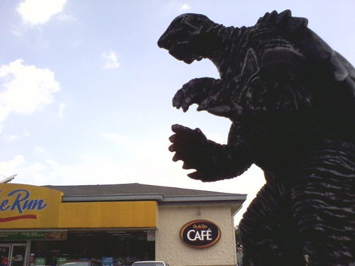 Gamera needs Esso! Raaargh!