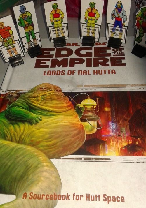 I Visited Hutt Space And All I Got Was A Sha'rellian Toop Infestation