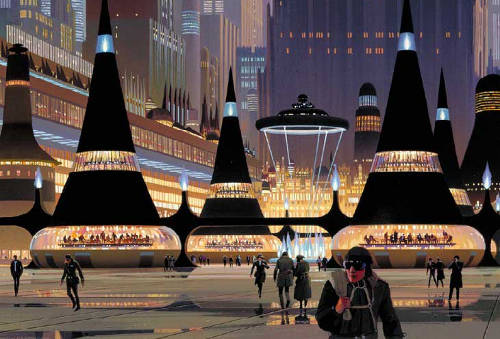 Entertainment District, Coruscant