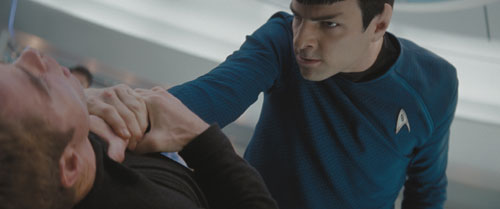 "Pon Farr? Jamie Farr? It's the ""Spock goes nuts and tries to kill Kirk"" trope!"