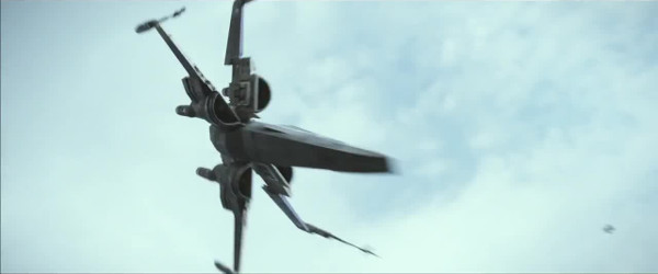 Incom T-70 X-Wing Space Superiority Fighter