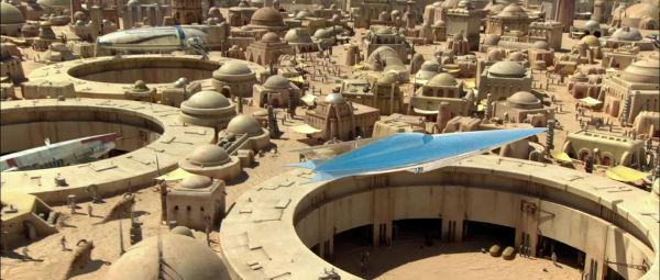 Weclome to Tatooine