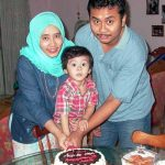 Irfan's Second Birthday