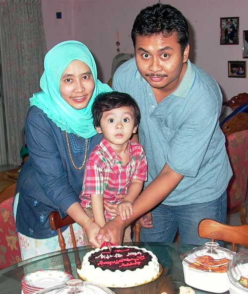 Irfan's Second Birthday