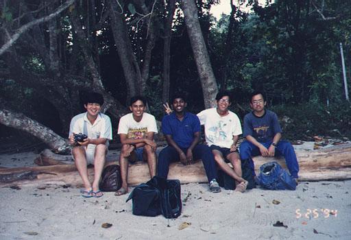 Tsing, Kanesh, Sathya, Ming Fang and Shahar