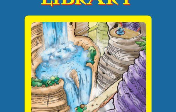The Secret Library by Khairul Hisham