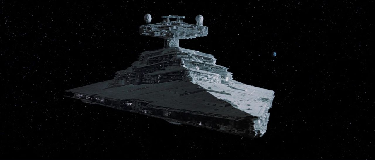 """""""An Imperial Star Destroyer!"""""""