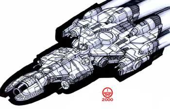 YZ-900, designed by Jeff Carlisle