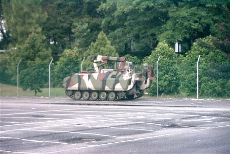 Tank park