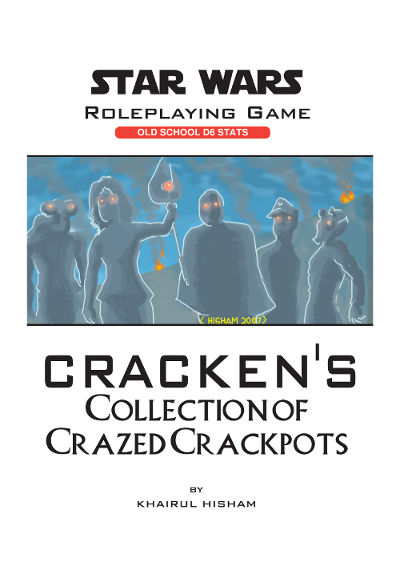 Cracken's Collection of Crazed Crackpots Cover Clangs Cowbells
