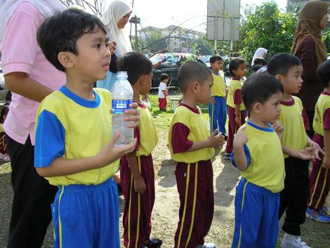 Replenishment of body fluids