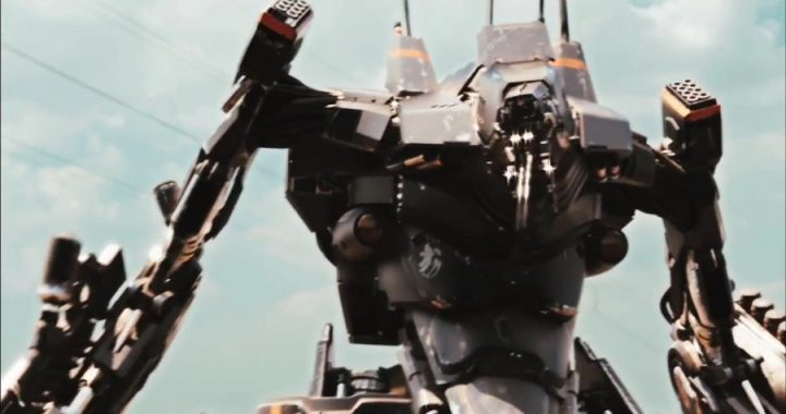 Where the hell is my live-action Robotech movie