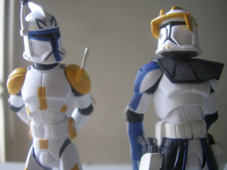 But thankfully Cody is more likely to accidentally switch helmets with Rex than forget his birthday