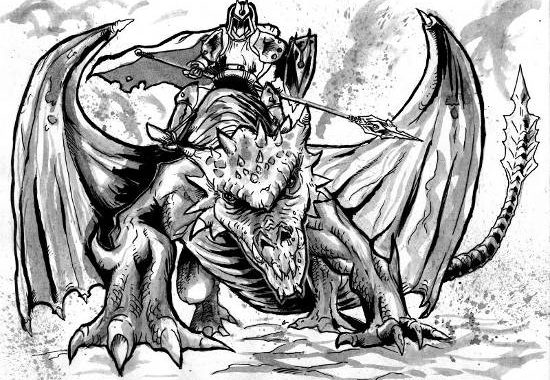 Azamar Dragonrider