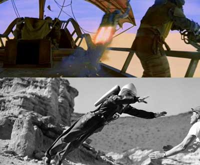 Jetpacks will be prevalent in the 1990s you'll see