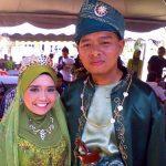 Abang Ngah and Kak Ngah