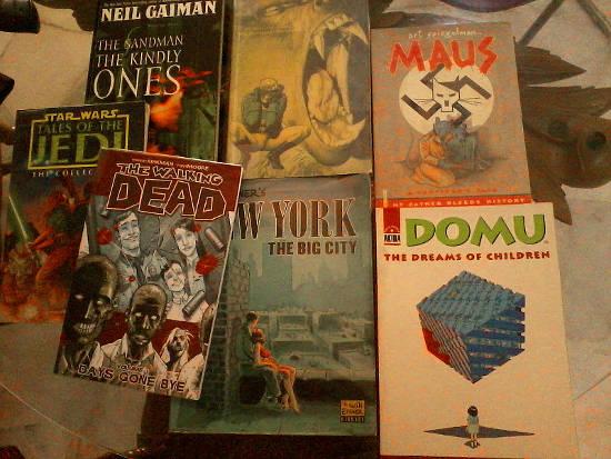 7 random comics