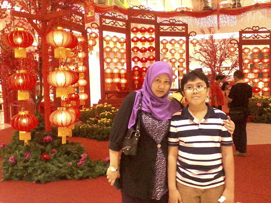 Concourse of Aeon Sri Manjung