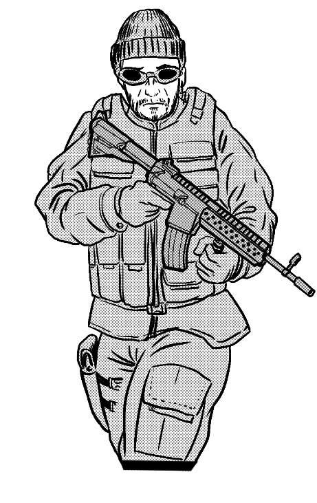 The Combat Specialist