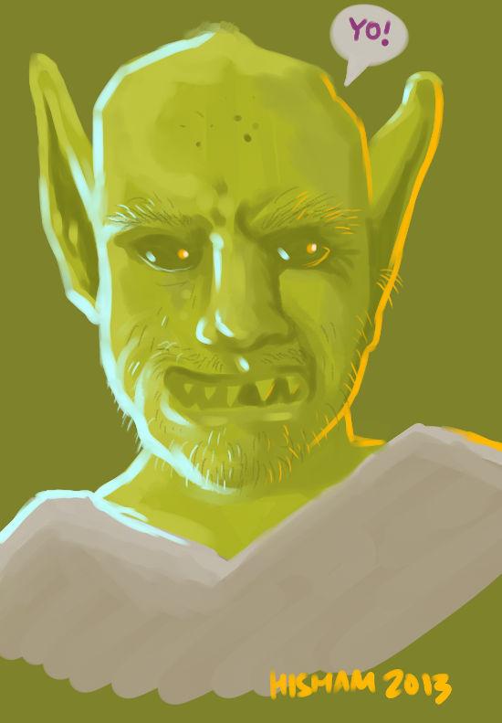Goblin Dude