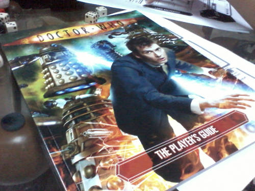 The Player's Guide with the Tenth Doctor
