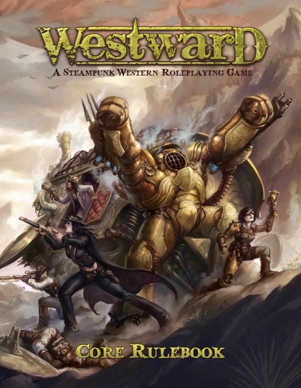 Westward cover