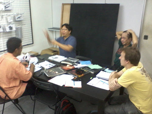 Some tabletop RPG group not playing Dungeons and Dragons