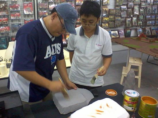 Chang teaches