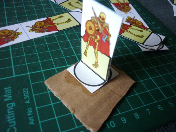 Assembling the Patreon Paperminis   Hishgraphics