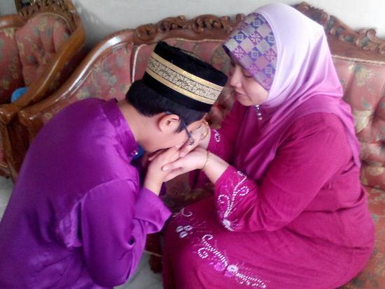 Irfan and Ummi