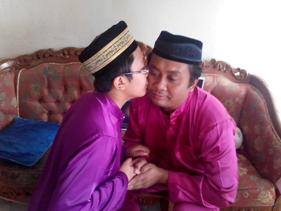 Irfan and Abah