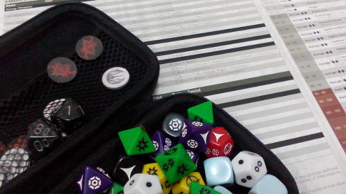 First RPG session in Perlis