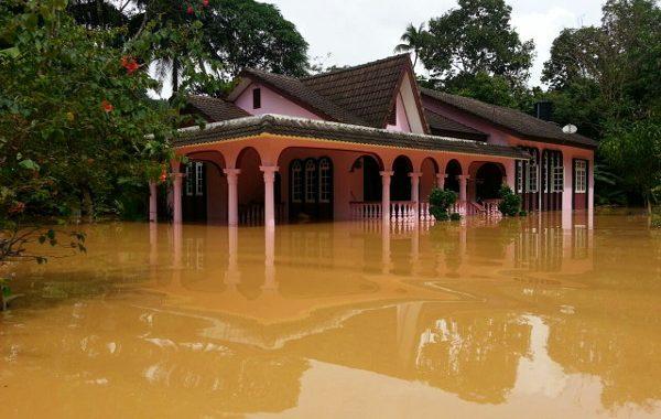 Lubuk Tapah flood
