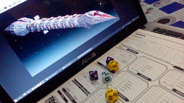 Republic stealth ship