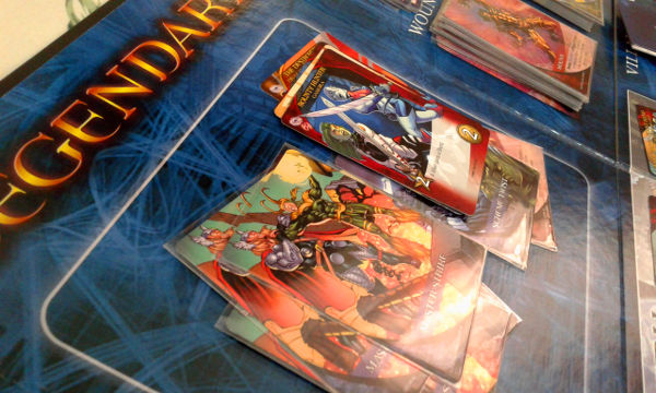Early in the game and how many KOed Master Strike cards?