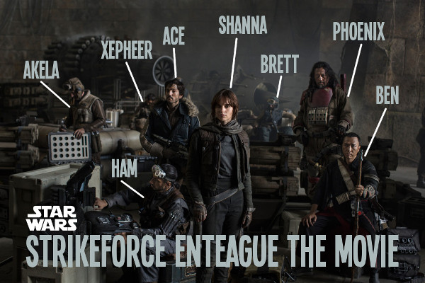 Rogue One Strikeforce Enteague