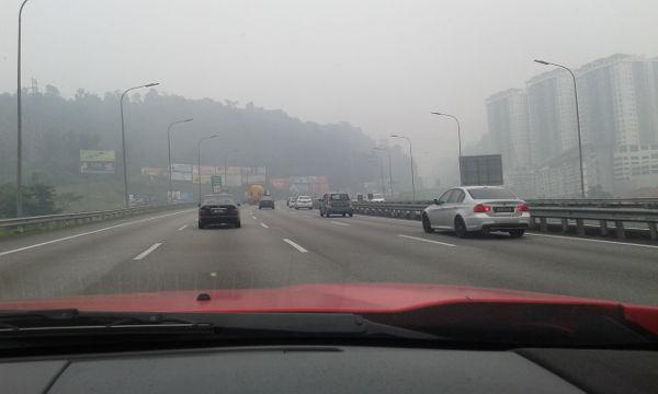 Jalan Duta murk