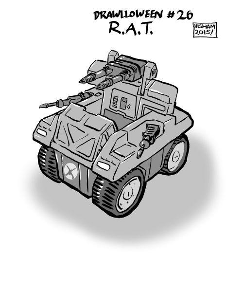 Rapid Assault Tracker