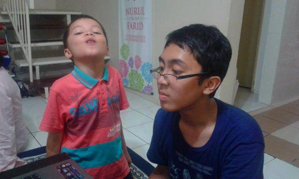 Aiman & Irfan