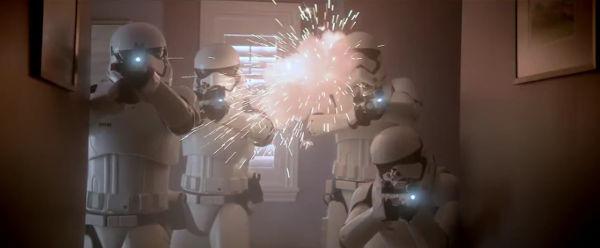 Troopers sparking