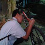 Bike repairer