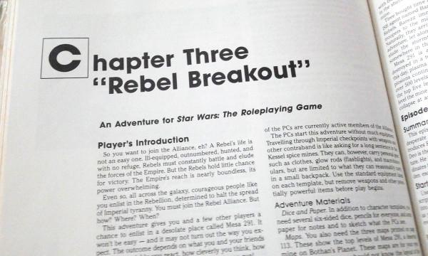 Rebel Breakout