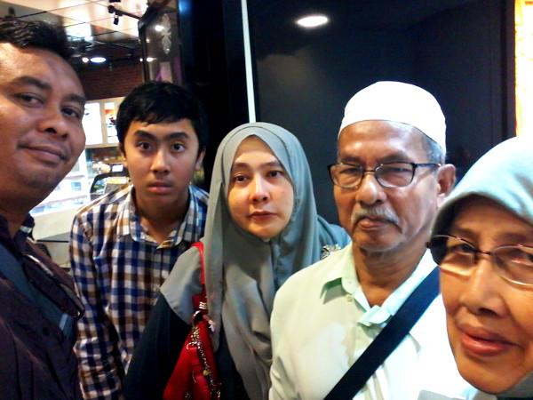 Group photo plus Irfan