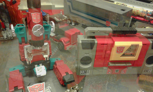 Perceptor! What's shaking? Other than this fortress?